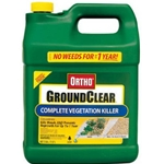 Scotts, Ortho, Ground Clear, Complete Vegetation Killer, 2 Gallon, GroundClear, Concentrate071549043056,071549043056