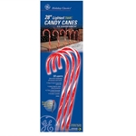 "Santa's Best Craft, Santa's Best, Candy Cane Pathway Light, 28"" Lighted Candy Cane, 28"" Candy Cane Light, 28"", Candy Cane, Pathway087449865117"