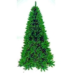 Santa's Best Craft, Santa's Best, GE, 7.5 Ft Artificial Spruce Tree with Lights, Artificial Spruce Tree, 7.5 Ft Spruce, 500 Multi Lights, 500 Clear Lights087449457626