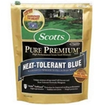 Scott's, Heat Tolerant Grass Seed, Kentucky Bluegrass, Kentucky Blue, Bluegrass, Blue grass, Heat Tolerant Blue, 3 Lb, 20 Lb032247127509