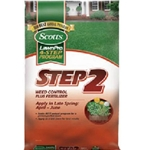 Scott's, Step 2, Fertilizer, Weed and Feed, Weed Control, Plus, Weed control and fertilizer, Scotts1964,1964,032247236140,032247236140,157602,157602