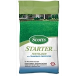 Scott's, Starter Fertilizer plus Crabgrass Preventer, Starter Fertilizer, Crabgrass Preventer, 5M, Starter, Crabgrass, Control, Fertilizer, Preventer, Scotts032247300056