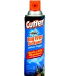 Spectrum, Schultz, Cutter, Bug Free Backyard Outdoor Fogger, Bug-Free, Outdoor Fogger, Mosquito Repellent, 16 Oz071121510600