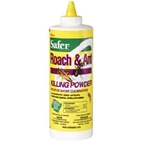 Woodstream, Safer Brand, Victor, Safer, Safer Brand Roach and Ant Killing Powder, Victor Roach and Ant Killing Powder, M198, 16 Oz, Roach Killing Powder, Ant Killing Powder072868131981
