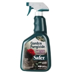 Woodstream, Safer, Safer Brand, Safer Brand Garden Fungicide, 5450, 32 Oz, 32 Oz Ready to Use Garden Fungicide, Ready to Use, RTU, Fungicide, Garden Fungicide024654554504