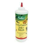 Woodstream, Safer Brand, Safer, Safer Brand Ant and Crawling Insect Killing Powder, Safer Brand Ant and Crawling INsect Killer, 7 Oz, 5168, Ant Killing Powder, Crawling Insect Killing Powder, Ant Killer, Crawling Insect Killer, Insect Pest Killer024654551688