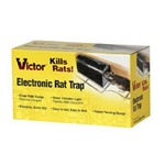 Woodstream, Victor, Victor Electronic Rat Trap, Rat Killer, Rat Trap, Electronic Rat Trap, Electronic Rat Killer, M240, Kills Rats072868132407