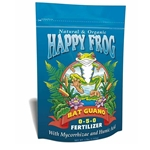 FoxFarm Happy Frog High Phosphorus Bat Guano 0-5-0 Fertilizer