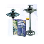 Gardman, BA01292, Cascade Birdbath Fountain, Pump, Fountain, Bird Bath, Birdbath, Cascade, Resin745487012923