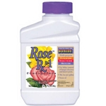 Bonide, Rose Rx, 3 in 1, Fungicide, Miticide, Insecticide, Multipurpose Concentrate, Multipurpose, Multi Purpose, Concentrate037321009177,144233