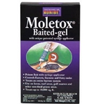 Bonide, Moletox Baited-Gel with Applicator Syringe, Moletox, Baited Gel, Baited-Gel, Applicator, Syringe, Syringe Applicator, 3 Oz037321006930