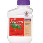 Bonide, All Seasons Spray Oil Concentrate, Concentrate, 16 Oz, 1 Pint, 1 Quart, 1 Gallon, 32 Oz,All Seasons Oil, All Seasons037321002116