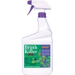 Bonide, Brush Killer, Poison Ivy and Brush Killer, Tough Brush Killer, Ready to Use Spray, Ready to Use, RTU, BK-32, Gallon, Quart037321003342
