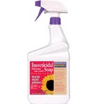 Bonide, Insecticidal Soap, Ready to Use Spray, 16 Oz, Quart, Insect Control, Multi Purpose, Multi-Purpose24107,24107,037321006527,037321006527,100373216524