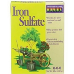 Bonide 0-0-0 Iron Sulfate Fertilizer