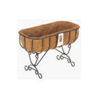 "Gardman, R960, R961, Blacksmith Cradle Planter, Blacksmith, Planter, Trough, Cradle, 24"", 36""23951,017727239514,745487009602"