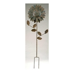 Deer Park Ironworks, Deer Park Iron Works, Deer park, Sunflower Garden Stake, GB114, GB113, Sunflower Stake, Decorative Sunflower Stake, Artificial Sunflower, Large Sunflower, Small Sunflower, Garden Stakes702085400071,702065400071,702065400077