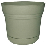 "Duraco Products Inc, Duraco, Sage Saturn Planter, Sage Planter, Saturn Planter, 10"" Sage Saturn Planter, 5"" Sage Saturn Planter, 8"" Sage Saturn Planter, Sage Planters, 5"", 10"", 8"", Saturn Planters032832323910"