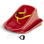 Erapro, Paris, Red Infant and Toddler Pull Sled, Harness Sled, Red Infant Sled, Red Toddler Pull Sled, Pull Sled, Red Sled, Red, Tobaggon772421692088