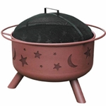 Landmann, Moon and Stars Big Sky Fire Pit, Big Sky Fire Pit, Firepit, Fire Pit, Big Sky Firepit, Moon and Stars, Big Sky715117283757,715117283351