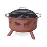 Landmann, Wildlife Big Sky Fire Pit, Big Sky Fire Pit, Firepit, Fire Pit, Big Sky Firepit, Wildlife, Big Sky, Wild Life715117283771,715117283375