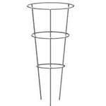 "MAT, Midwest Air Technology, 3 Ring Tomato Plant Support, 3 Ring, 3 Ring Tomato Cage, Tomato Rings, Plant Support, 33"" Tomato Plant Cage23822,099713011113"