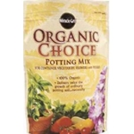 Scotts, Miracle Gro, Organic Potting Mix, Potting Soil, Soil, Organic, 16 Qt, 8 Qt071645298664,071645298657
