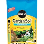 Scotts, Miracle Gro, Tree and Shrub Garden Soil, Tree Soil, Shrub Soil, Garden Soil, 1 Cu Ft032247335133,229853