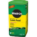 Scotts, Miracle Gro, Lawn Food, 36-6-6, 5 Lb, 4000 Square Feet, 100083, 10083, Lawn, Food, Fertilizer073561001830,073561001830