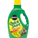 Scotts, Miracle Gro, Quick Start, Liquid Plant Food, Plant Food, Transplant starter, Transplant Food, Quick Growth, Growth Hormone22512,22512,073561005562,073561005562,073561005579