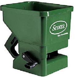 Scott's, Handheld Spreader, Easy Hand Held Spreader, Easy Handheld Spreader, Fertilizer Spreader, Hand Held, Handheld6895,032247710305,032247752503