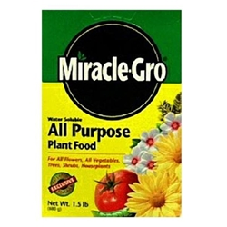 Scott's, Miracle Gro, All Purpose Plant Food, 24-8-16, All Purpose, All-Purpose, Plant Food, Food, Miracle-Gro, Grow073561001120
