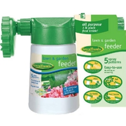 Spectrum, Schultz, Green Thumb, GT, Hose End Sprayer, All Purpose Plant Food, Water SOluble Hose End Sprayer, Ready to Spray052088065457