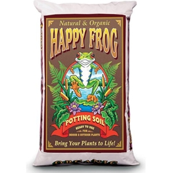 Fox Farm, FoxFarm, FoxFarm Fertilizers, Fox Farm Fertilizers, FoxFarm Happy Frog Potting Soil, Fox Farm Happy Frog Potting Soil, POtting SOil, Organic Potting Soil, Happy Frog ORganic Potting Soil, Happy Frog, 12 quart, Potting Soil, FoxFarm Organic Potting Soil752289590016