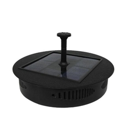 Zoobox, Zoobox Universal Solar Pump, Solar Pump, Solar Fountain Pump, Solar Birdbath Pump, Solar Pond Pump, Sun Powered Solar Pump, Shallow Water Solar Pump. Pump, Sun Powered Pump879842004909