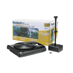Beckett Corporation, Beckett, 7090110, Medium Water Garden Kit, Water Garden Kit, Complete Water Garden Kit, Beckett 7090110 Water Garden Kit, Kit, Pond Kit, Water Garden Kit20305,052309709016