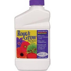 Bonide, Root and Grow, Plant Starter, Starter Fertilizer, 4-10-3, Growth Hormone, Concentrate037321001584