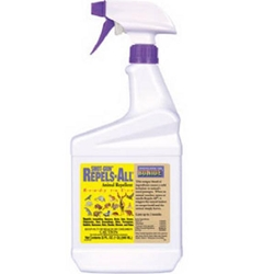Bonide, Shot-Gun, Repels All, Animal Repellent, Ready to Use Spray, Repels All Spray, Ready to Use, RTU, Repels All Animal Repellent037321002383