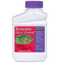 Bonide, Liquid Systemic Insect Control, Systemic Insect Control Concentrate, Insect Control, Insecticide, Systemic, Systemic Insecticide24109,037321009412,100373219419