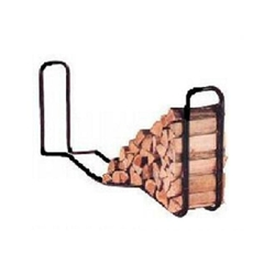 Cardinal Home Products, Black Face Cord Log Rack, Firewood Log Rack, Face Cord LOg Rack, Black Log Rack, Face Cord Rack017727249964,050528150138
