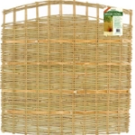 Gardman, R602, Bamboo Wave Panel, Panel, Fencing, Bamboo, 3.5', Wave, Screening745487006021